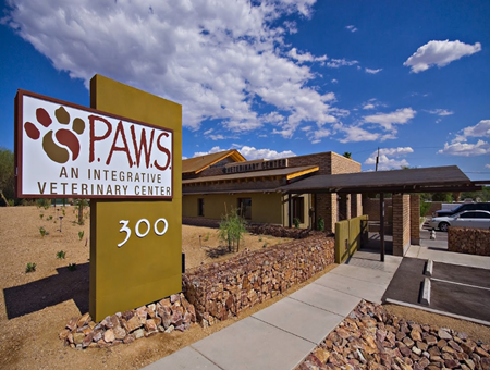 PAWS tucson veterinarian pet friendly animal hospital in tucson arizona