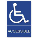 wheelchair accessible sign/icon, The International Symbol of Access (ISA), also known as the (International) Wheelchair Symbol, consists of a blue square overlaid in white with a stylized image,  wheelchair accessible and pet friendly vacation rental in Tucson, handicapped accessible and dog friendly Tucson vacation rentals, dogs allowed wheelchair friendly Tucson vacation rentals, Arizona